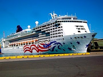 A Review Of NCLs Ship The Pride Of America Cruise With Mike - The pride of america cruise ship